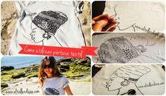 Cómo utilizar pintura textil | Manualidades