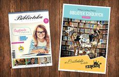 Biblioteka w Szkole Cover, Books, Libros, Book, Book Illustrations, Libri