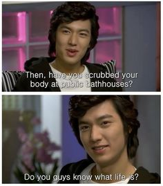 Lee Min Ho ♥ Boys Over Flowers ♥