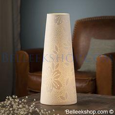 The Belleek Shop Belleek Pottery, Hibiscus, Design Elements, Ireland, Contemporary, Lighting, Elegant, Unique, Beautiful