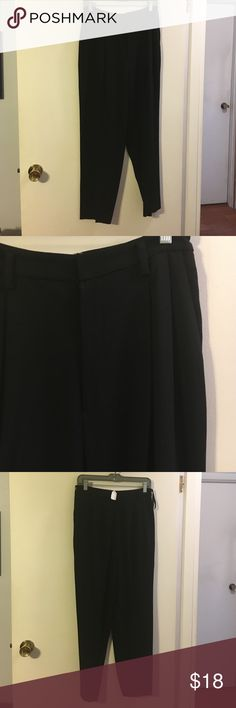 Ellen Tracy black trousers Classic style Ellen Tracy Pants Trousers