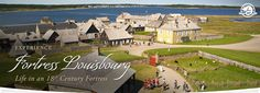 Take a fascinating trip back in time as we visit Fortress Louisbourg East Coast Travel, Seven Years' War, Canada 150, Cape Breton, Prince Edward Island, Back In Time, Nova Scotia, Historical Sites, Places Ive Been