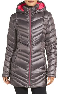 Spyder Timeless Water Repellent Power Down Parka Down Parka, Sporty Look, Fill, Cuffs, Quilting, Winter Jackets, Nordstrom, Cozy, Snow