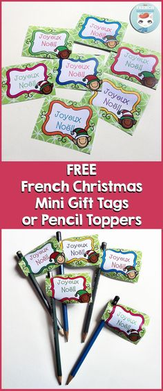 Free French Christmas Banner - For French Immersion French Teaching Resources, Teaching French, Teaching Ideas, Teacher Resources, Teacher Christmas Gifts, Christmas Banners, Preschool Christmas, Christmas Ideas, Free In French