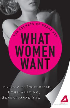 What Women Want (eBook) What Women Want, Tantra, Want You, The Incredibles, Tips, Products, I Want You, Advice, Hacks