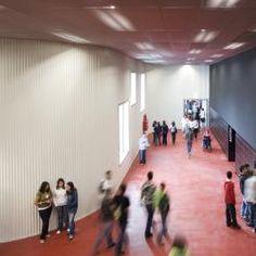 Escola Secundária D. Dinis | Bak Gordon | Lisboa | © Leonardo Finotti