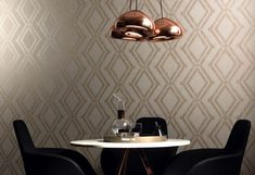 Wallpaper Specifications Brand: Hooked on Walls Collection: Classic Victory *Sold per roll Roll Width: & Roll Length: How does it Dining Room Wallpaper, Wallpaper Ideas, Ranges, Classic, Home Decor, Derby, Decoration Home, Room Decor, Range