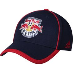a7d6bf71 Men's New York Red Bulls adidas Navy Cut and Sew Structured Adjustable Hat,  Your Price