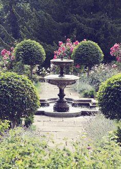 Rose Garden Wedding---how romantic