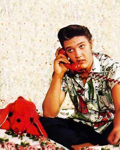 vintagegal:    Elvis Presley c. 1956
