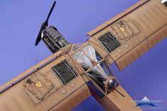 Fieseler Fi 156 Storch.  Tamiya 1/48