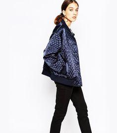 90 Best B O M B E R J A C K E T images   Bomber jackets, Feminine ... b146258d47