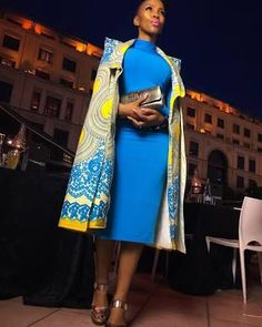 The female singer of the South African music group Mafikizolo, Nhlanhla Nciza has a style game that is seriously on point. Check out our favourite looks African Print Fashion, African Fashion Dresses, Fashion Prints, Ankara Fashion, African Prints, African Girl, African Lace, African Women, African Attire
