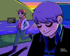 Yosuke Hanamura vs. The World by safelybeds on DeviantArt