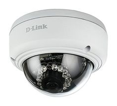 D-LINK PoE Dome Vigilance Full HD Outdoor Camera