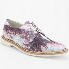 Urban Outfitters Shoes - //RARE Miista x UO Print Oxford//