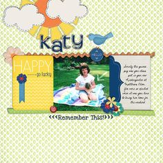 Happy Go Lucky by Gotta Pixel Part of the March 2014 Scrap Pack http://scrapstacks.com/scrappack/