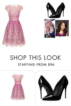 """""""Henrietta Hearts Family Day"""" by angels-and-ametrines ❤ liked on Polyvore featuring Chi Chi and Dolce&Gabbana"""