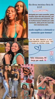 Creative Instagram Stories, Instagram Blog, Instagram Story Ideas, Instagram Posts, Birthday Captions Instagram, Instagram Captions For Friends, Friends Moments, Best Friends, Caption For Friends