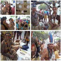 ÍNDIOS POTIGUARA DA PARAÍBA EM FOCO: Comemoração do dia do Índio 2016, no Povo Potiguar...