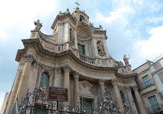 Collegiata (c. 1768, aka The Basilica della Collegiata and Santa Maria dell'Elemosina