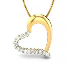Get Gold Jwellery Online from Candere with Flat 20% to 25% Off hurry!!! Click here http://www.candere.com/adorable-love-diamond-pendant.html