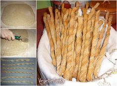 Slané tyčinky s bylinkami Carrots, Bread, Vegetables, Food, Brot, Essen, Carrot, Vegetable Recipes, Baking