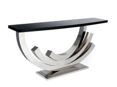 Cyclone Console Table - Console Tables | Villiers.co.uk