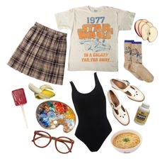 """""""1977"""" by milkangel ❤ liked on Polyvore"""