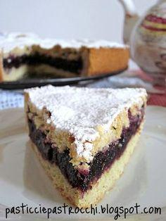 Fin dal primo giorno che ho messo piede in quella scarna panetteria mi sono innamorata follemente di quella loro torta ai mirtilli. ...