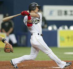 Mitsutaka Gotoh (Orix Buffaloes) Orix Buffaloes, Baseball Players, Baseball Cards, Japanese Baseball Player, American Games, News