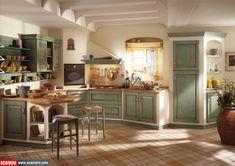 MOBILIFICIO MARCHETTI SAN SALVATORE DI COGORNO | Cucine | Cucine ...