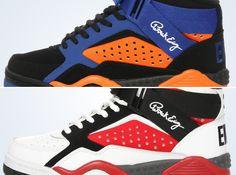 """Ewing Focus """"Black/Orange"""" + """"White/Red"""""""