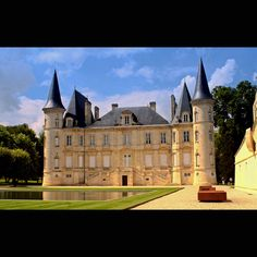 Château Pichon Longueville Baron, Bordeaux