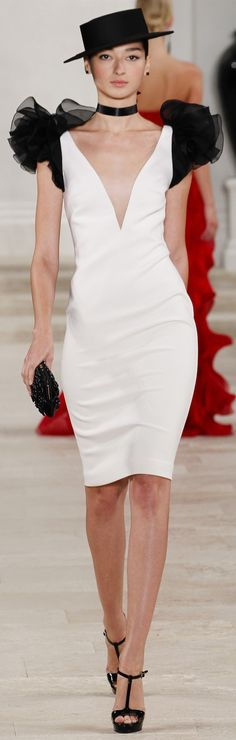 Ralph Lauren Spring Summer 2013 Ready To Wear Dresses | The House of Beccaria