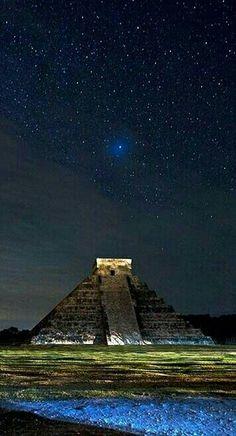 Chichen Itzá... Unas de las 7 Maravillas del mundo Moderno en Yucatán México.