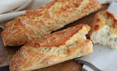 Baguete French Toast, Food And Drink, Bread, Fresco, Breakfast, 1, Nifty, Kawaii, Bakery Recipes