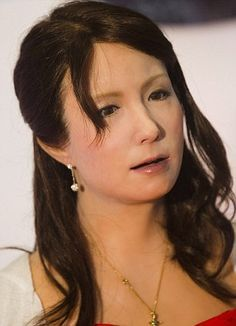 Geminoid F looks like a human being and represents the most intelligent geneation of robots to date