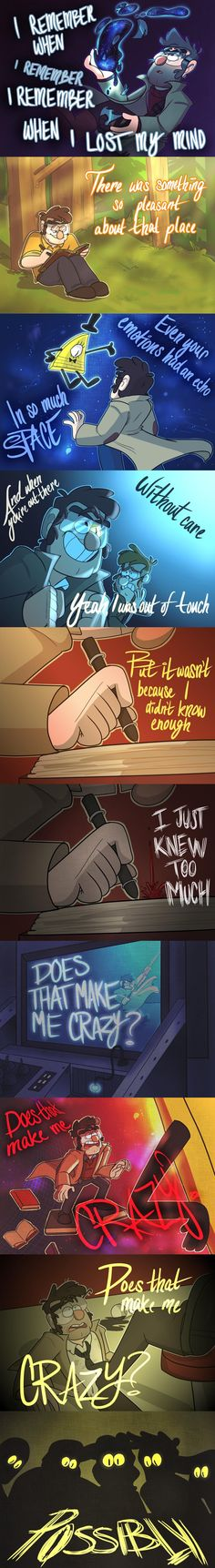 See more 'Gravity Falls' images on Know Your Meme!