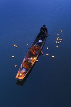 loy krathong Photo by Tippawan Kongto — National Geographic Your Shot
