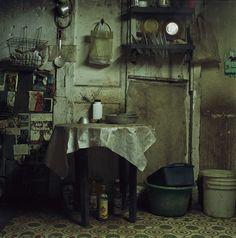 Desiree Dolron  Cerca Trocadero (2002-2003) #kitchen