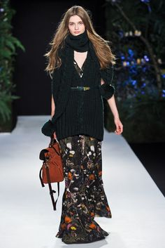 Mulberry Fall 2011 Ready-to-Wear