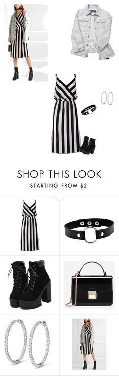 """Untitled #515"" by elma-alibasic ❤ liked on Polyvore featuring Marc Jacobs and Versace"