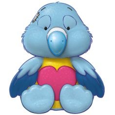 Aimee... the loopy Love Bird who's forever falling head over heels… she always has a new admirer waiting in the wings!