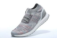 cheaper c398c a7b17 WMNS adidas Ultra Boost Uncaged Multi Color Grey UK Trainers 2017 Running Shoes  2017 Popular