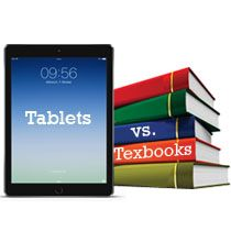 why are tablets better than textbooks