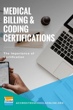 Certification verifies a professional's knowledge in the medical field. Learn more about the different certifications for medical billers and coders. Medical Coding Classes, Medical Coding Course, Medical Coding Certification, Medical Coder, Medical Billing And Coding, Transcription Jobs From Home, Natural Remedies For Gout, Coding Courses