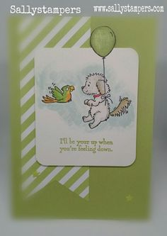 Bright Bella and friends. Independent Stampin' Up!® Demonstrator UK.