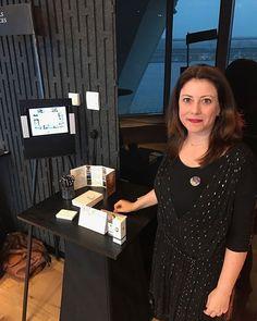 """Laura Baena, International Sales Manager en Hospes Hotels, ha participado en el evento """"Amsterdam Exchange"""" organizado por Design Hotels™."""
