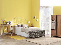 Dormitorios amarillos: ¡fuera supersticiones!